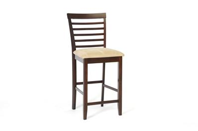 Baxton Studio Kelsey Brown Wood Modern Counter Stool (Set of 2) ORG $53 SALE PRICE $48
