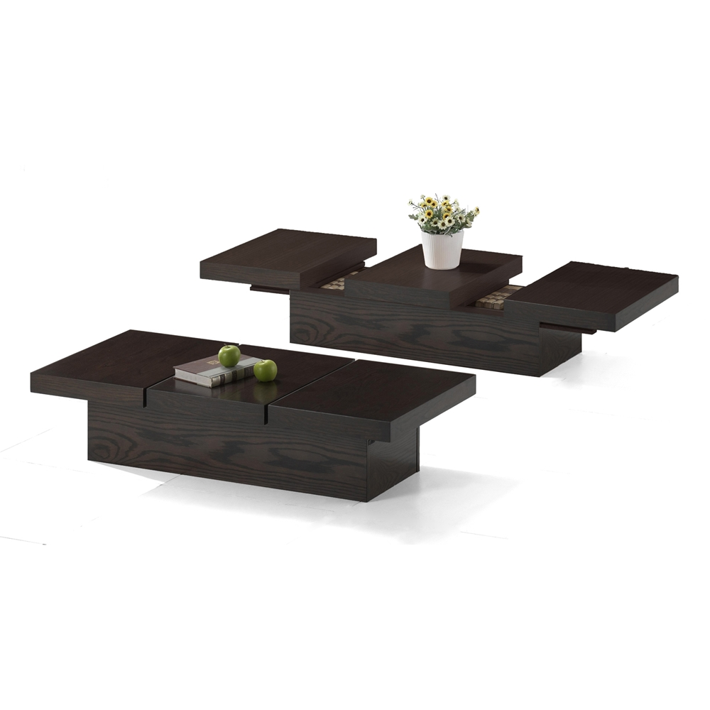 cambridge brown wood modern coffee table with hidden storage  -  baxton studio cambridge brown wood modern coffee table with hiddenstorage  bsortocc (
