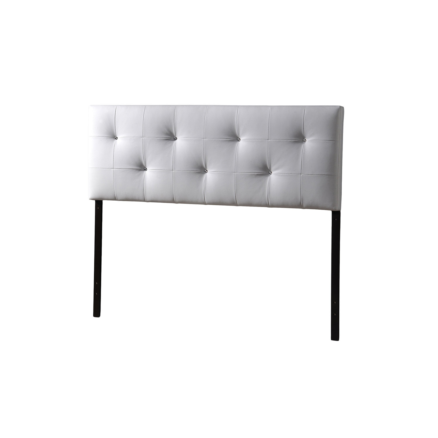 Baxton Studio Dalini Modern And Contemporary King White