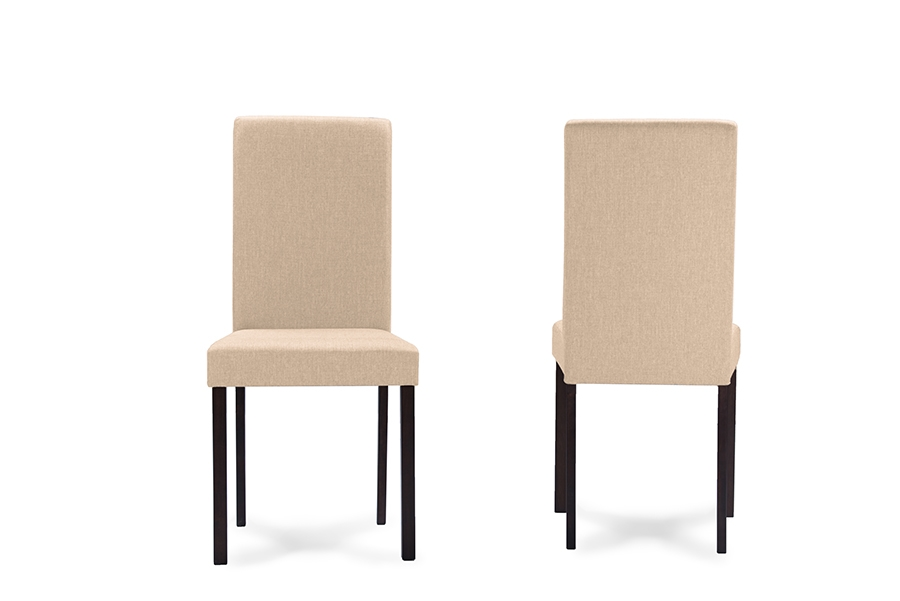 Baxton Studio Andrew Contemporary Espresso Wood Beige  : Andrew20Dining20Chair Beige20Fabric2 from www.baxtonstudiooutlet.com size 1000 x 667 jpeg 101kB