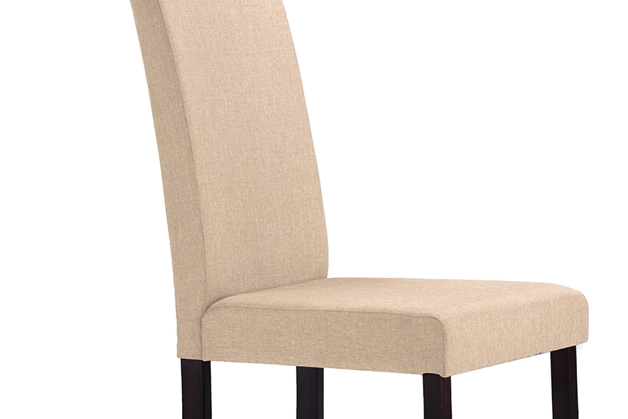 Baxton Studio Andrew Contemporary Espresso Wood Beige  : Andrew20Dining20Chair Beige20Fabric4 from www.baxtonstudiooutlet.com size 900 x 601 jpeg 169kB