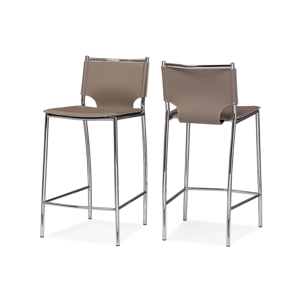 Baxton Studio Montclare Modern And Contemporary Taupe