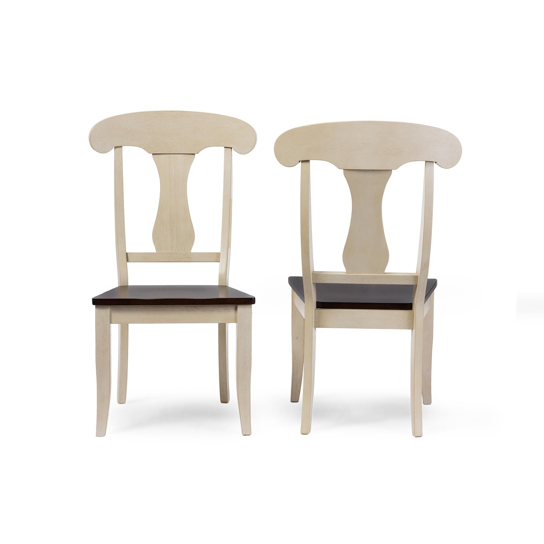 Antique White Dining Chair : Antique Furniture