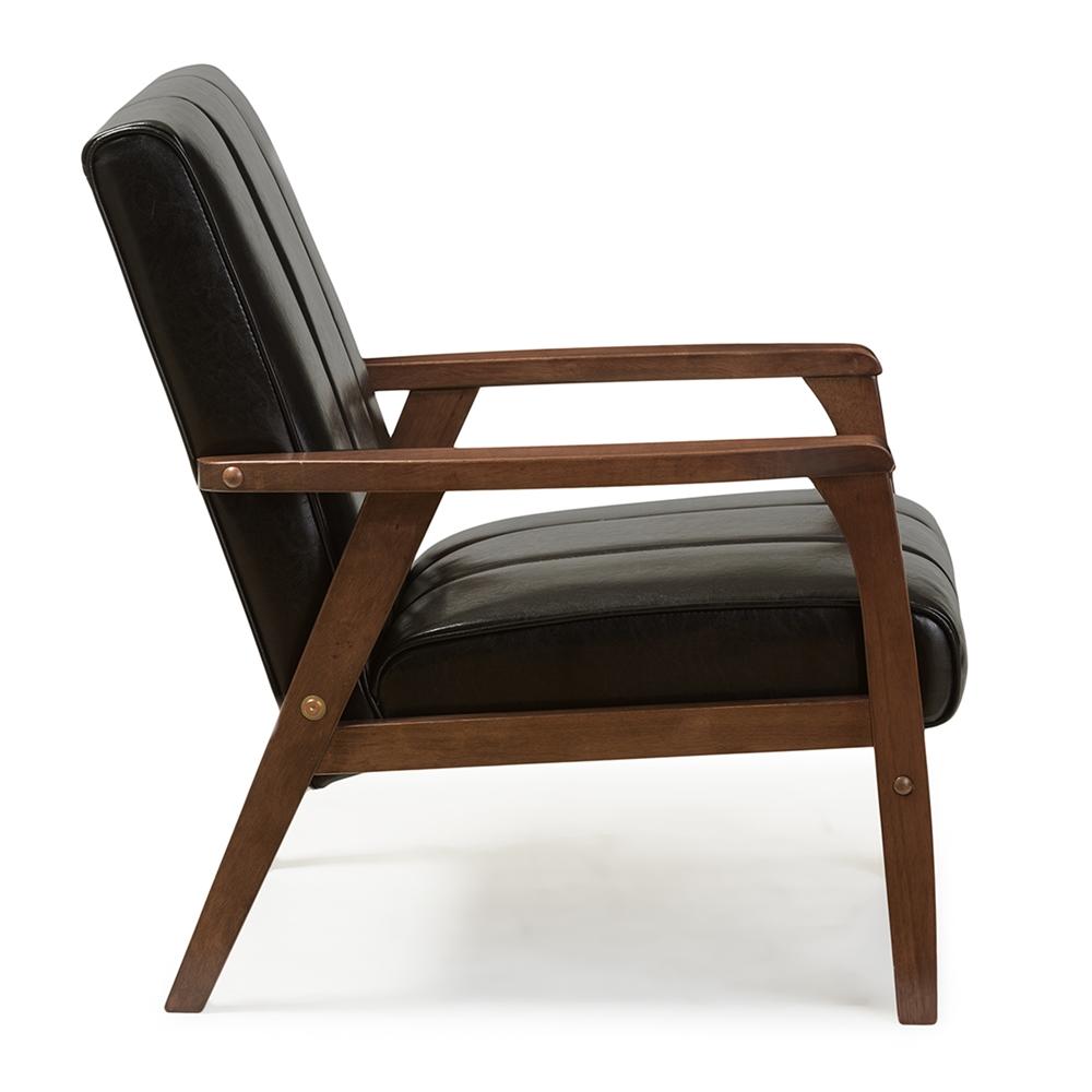 Baxton Studio Nikko Mid Century Modern Scandinavian Style
