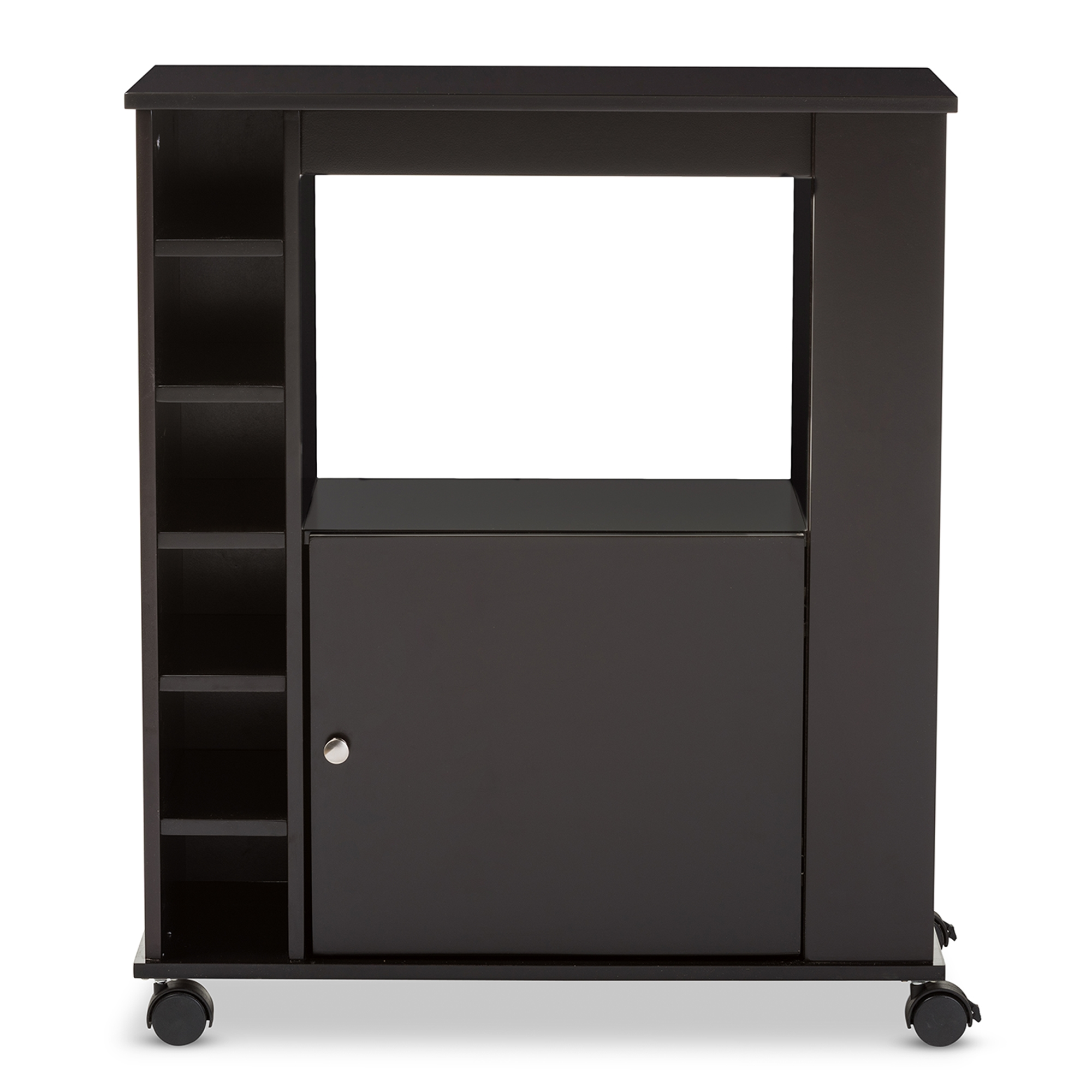Baxton Studio Ontario Modern And Contemporary Dark Brown Wood Modern Dry  Bar And Wine Cabinet Affordable Part 90