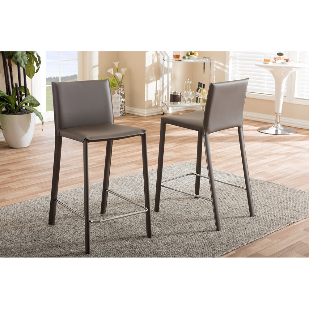 Baxton Studio Crawford Modern And Contemporary Taupe
