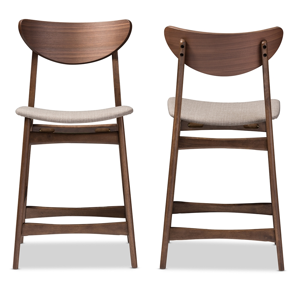 Retro Kitchen Bar Stools