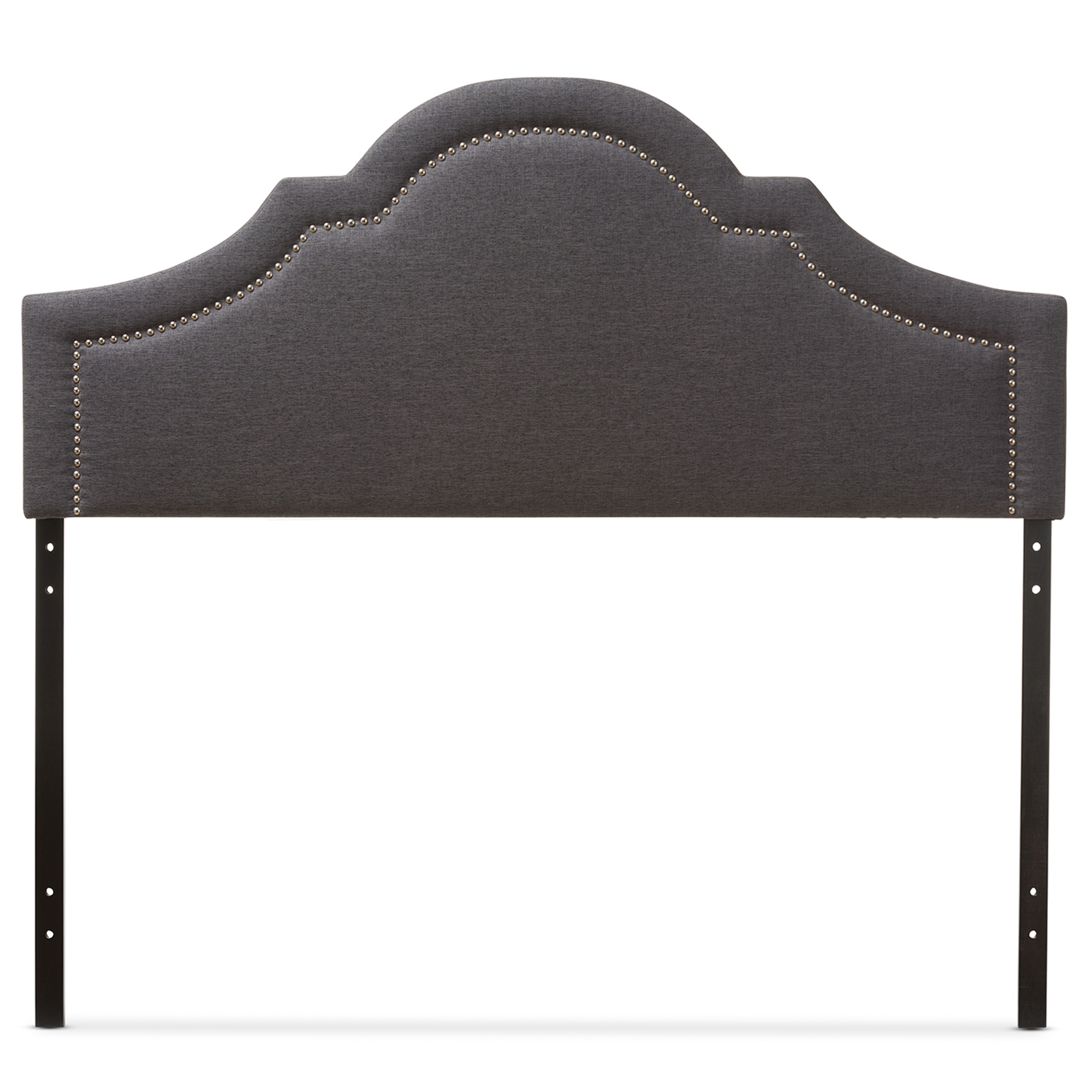 upholstered wayfair loft headboard dark panel queen lexi home concepts grey furniture pdx reviews