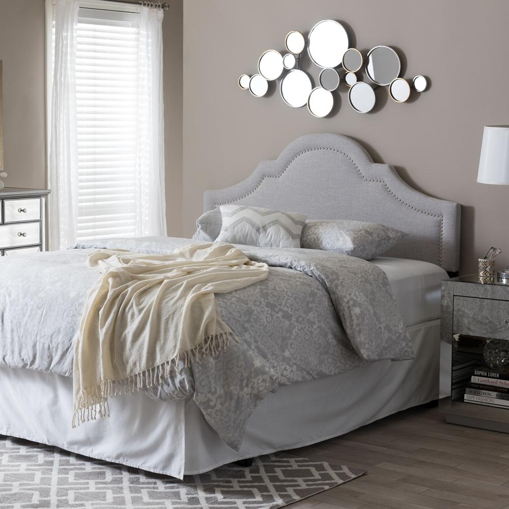Baxton studio rita modern and contemporary greyish beige for Baxton studio