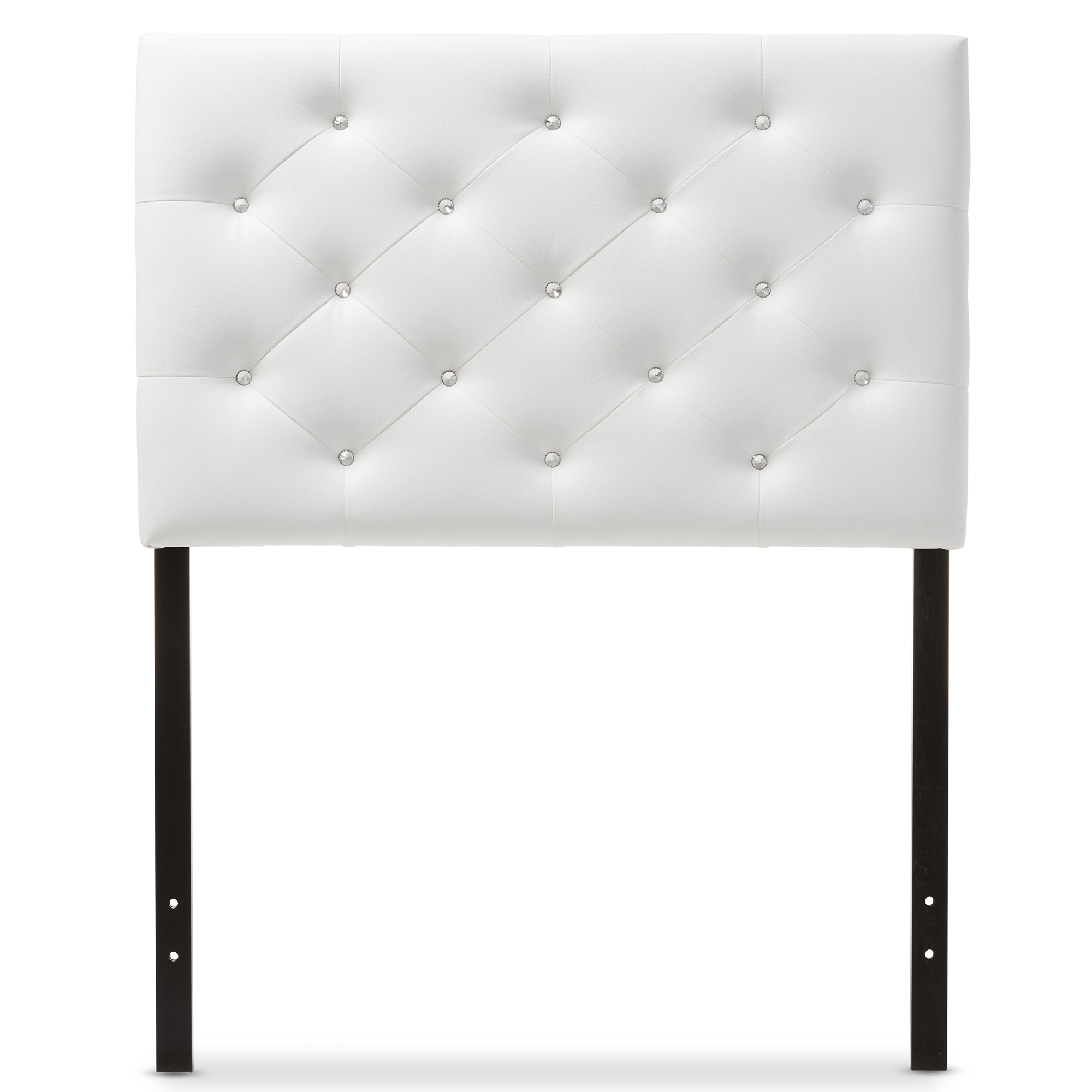 Upholstered King Queen Twin Size Headboard Button Tufted Adjustable Headboards