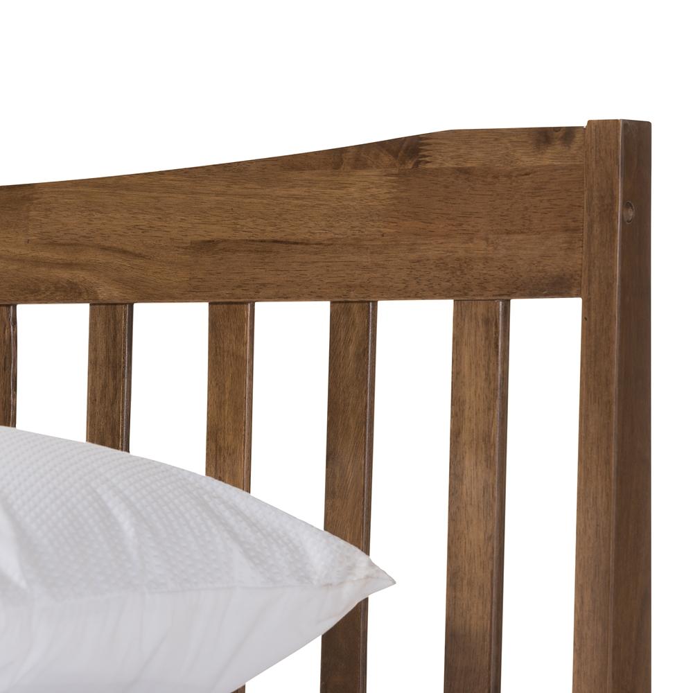 Baxton studio edeline mid century modern solid walnut wood for Baxton studio