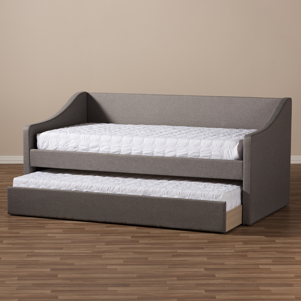 Single Sofa Bed With Trundle