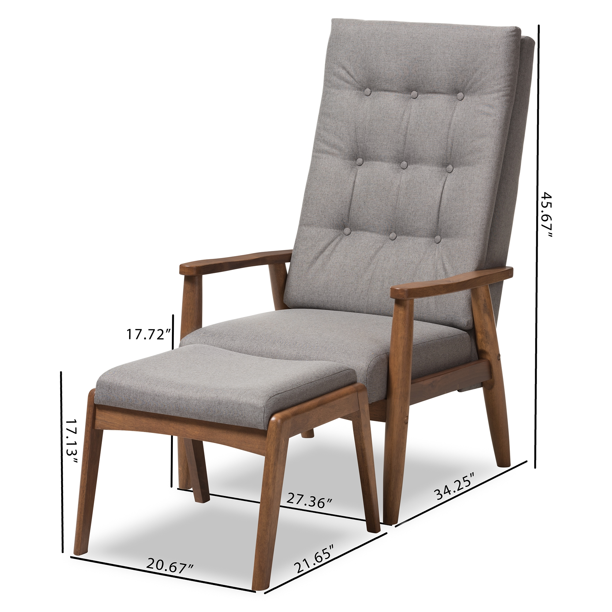 Modern High Back Wing Chair Simple Ikea Lngfjll Swivel Chair Year