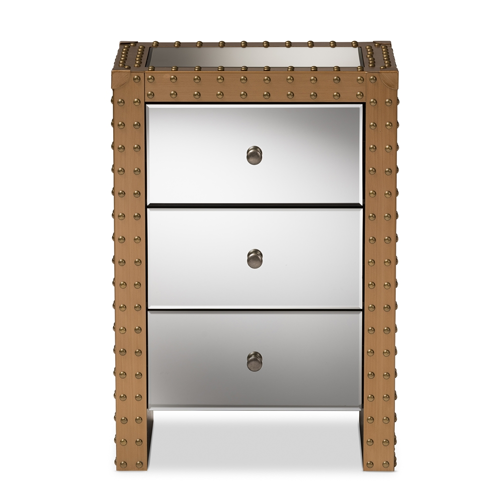 Rustic Style Chest Of Drawers