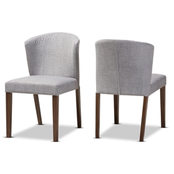 Fabric Dining Chairs | Dining Room Furniture | Affordable Modern ...