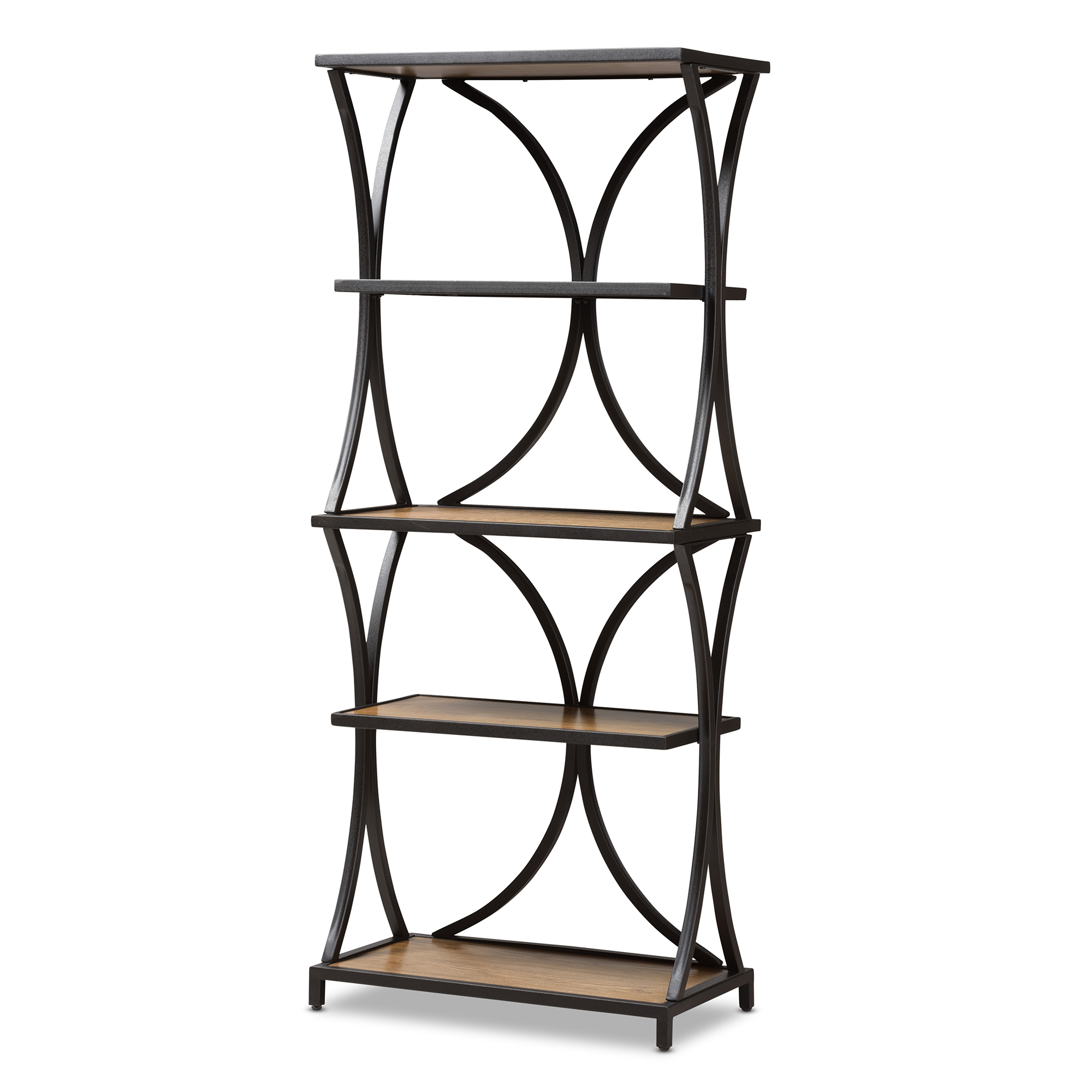 shelf metal with unique horizontal bookcase tall furniture bookcases narrow wood and doors large black shelves quality bookshelf
