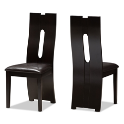 Dining chairs dining room furniture affordable modern for Affordable modern furniture vancouver