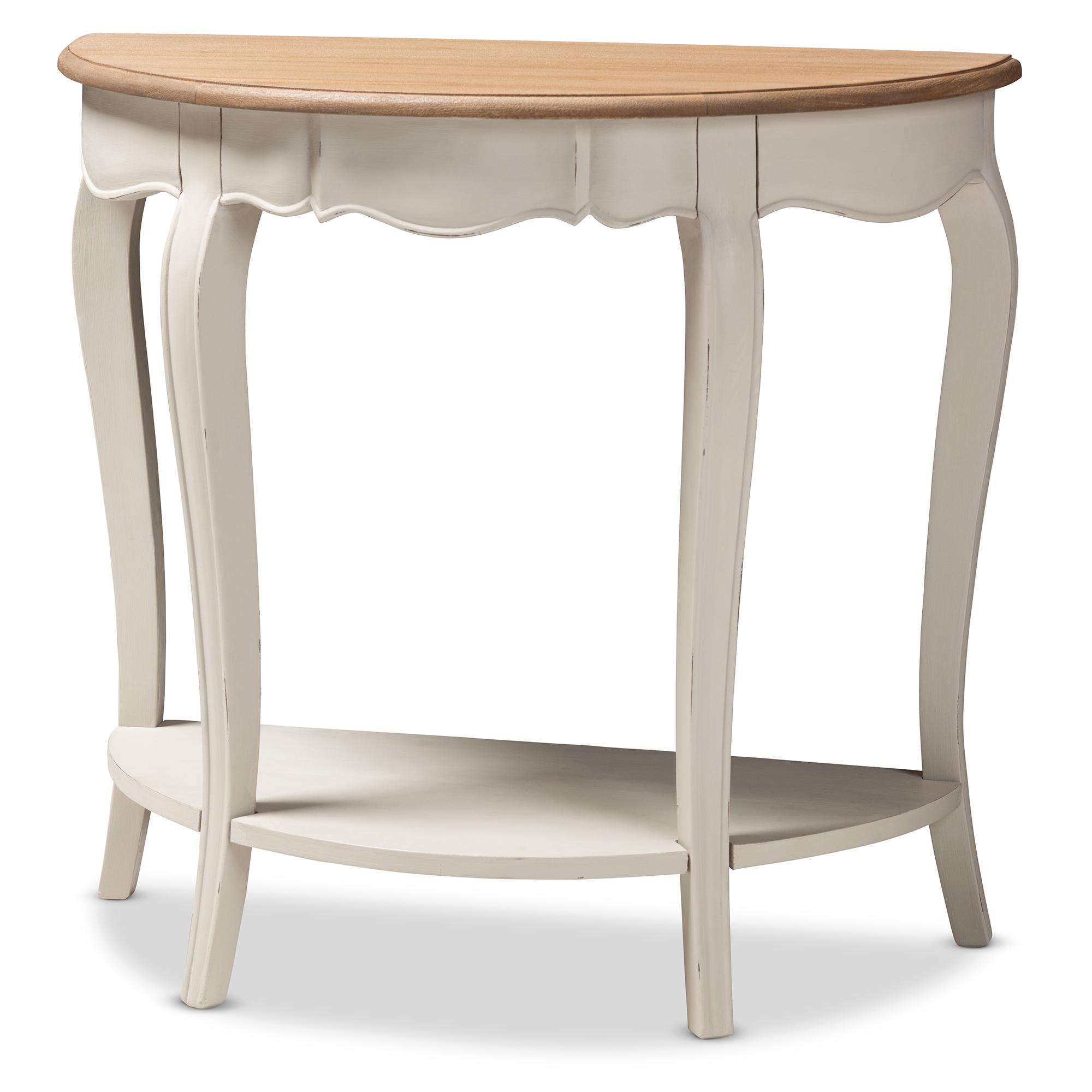 Admirable Baxton Studio Cordelia Country Cottage Farmhouse White And Spiritservingveterans Wood Chair Design Ideas Spiritservingveteransorg