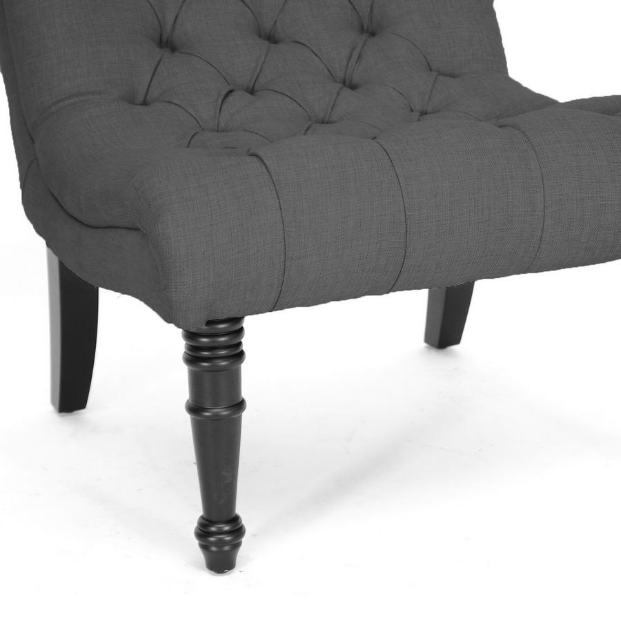 baxton studio caelie gray linen modern lounge chair bsobh 63109 grey ac baxton studio lounge chair