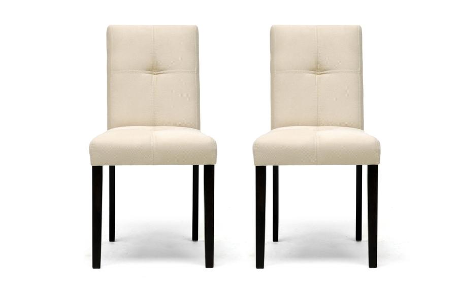 Elsa Beige Fabric Modern Dining Chair Affordable Modern  : Elsa20Dining20Chair 107 6401 from www.baxtonstudiooutlet.com size 1000 x 666 jpeg 142kB