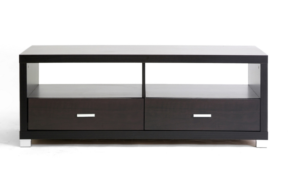 Derwent modern tv stand with drawers affordable