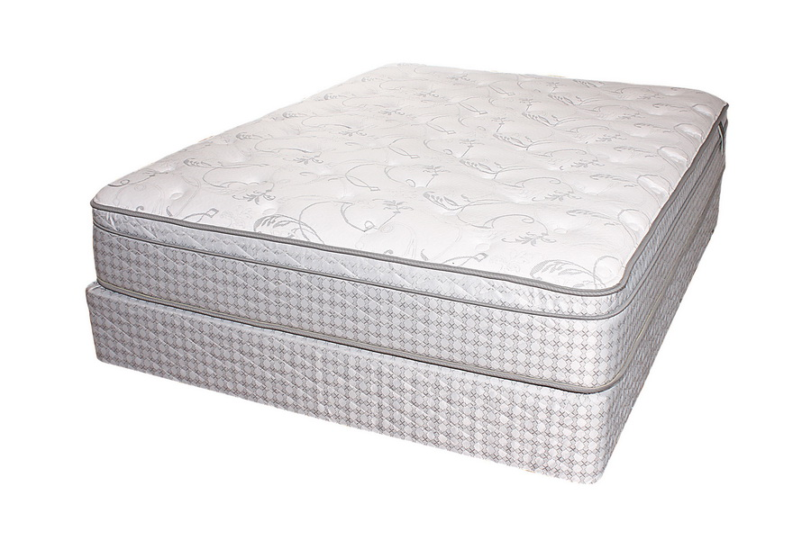 Serta Dream Haven Graham Vista Euro Top Queen Mattress