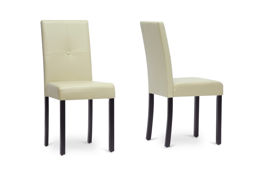modern dining chair set of 2 affordable modern furniture in