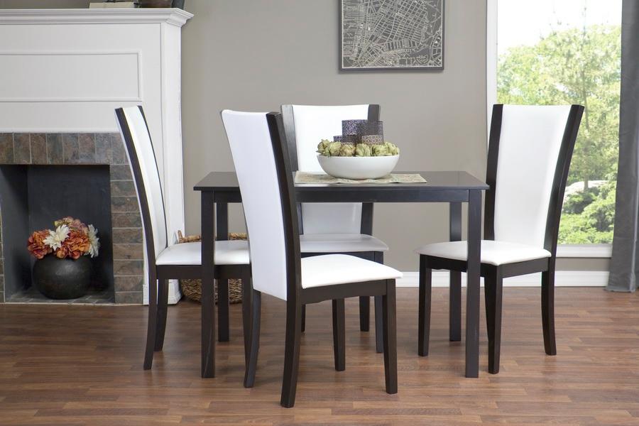 ... Baxton Studio Rinko Parson Dining Chair (Set Of 2)   BSORinko Parson  Dining Chair ...