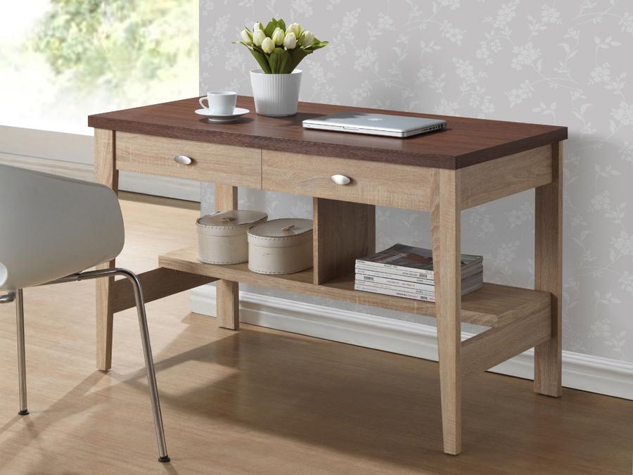 Baxton Studio Fillmore Writing Desk Affordable Modern