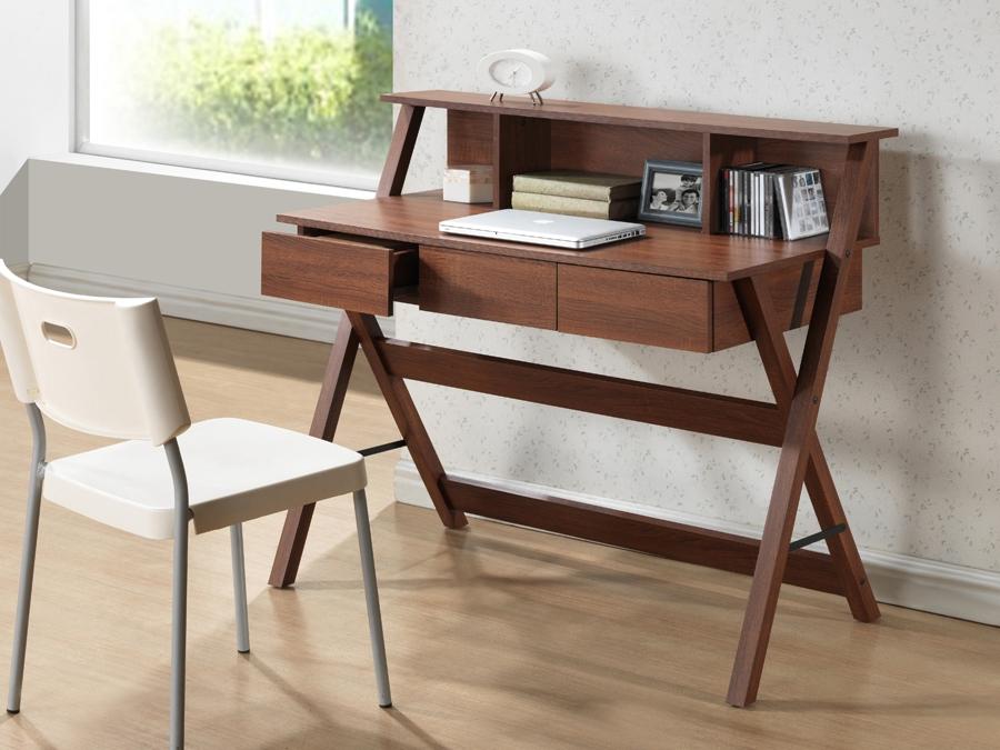 Baxton Studio Crossroads Ii Writing Desk Affordable