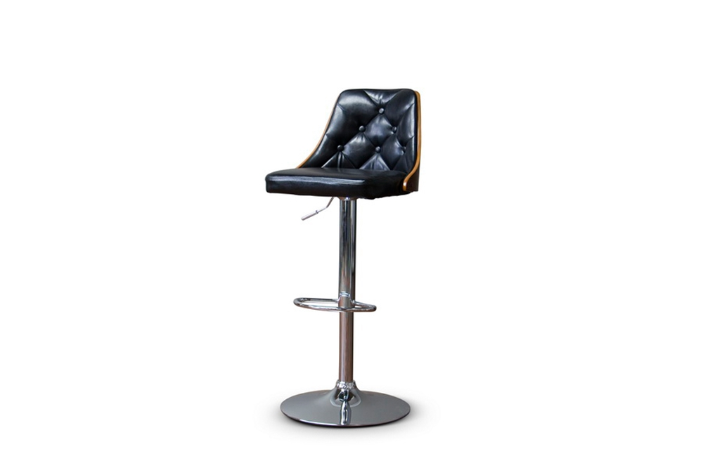 Baxton Studio Wellington Bar Stool Affordable Modern Furniture In Chicago