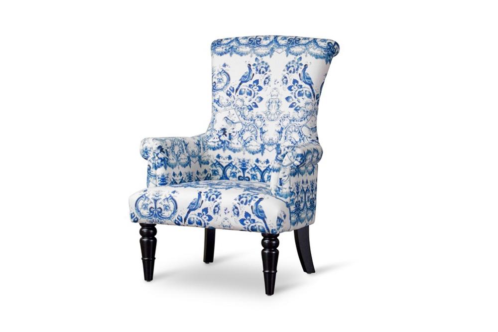 Baxton Studio Darlington Arm Chair Affordable Modern Furniture In Chicago