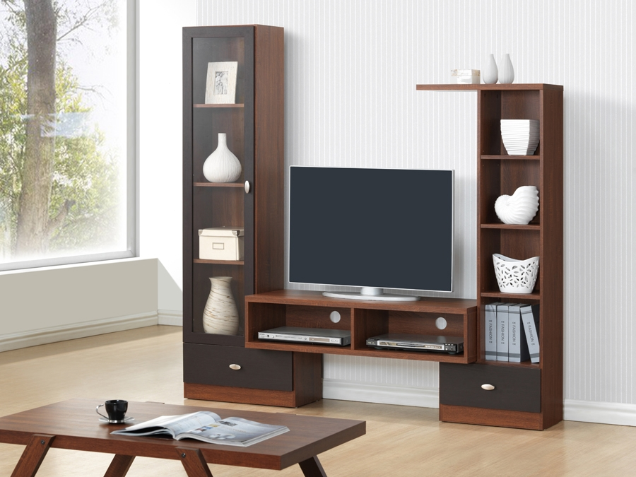 Baxton Studio Empire Tv Stand Affordable Modern