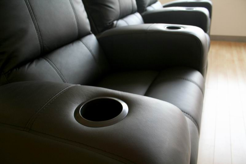 ... Baxton Studio Broadway Black Leather Home Theater Recliner Seats ... & Broadway Black Leather Home Theater Recliner Seats Row of 3 ... islam-shia.org