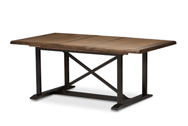 Clearance affordable modern furniture baxton studio outlet for Cheap modern industrial furniture